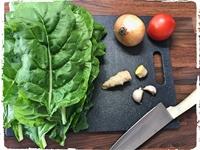 Zelenina připravena